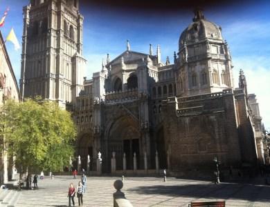 Hoteles para eventos en Toledo.