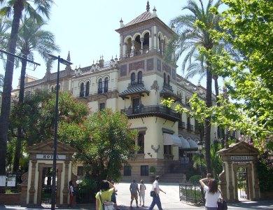 Hotel Alfonso XIII Sevilla_