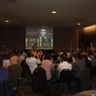 Trivial de empresa Desafío Quiz en AC Barcelona Forum