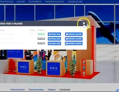 Organización eventos online. Plataforma eventos virtuales