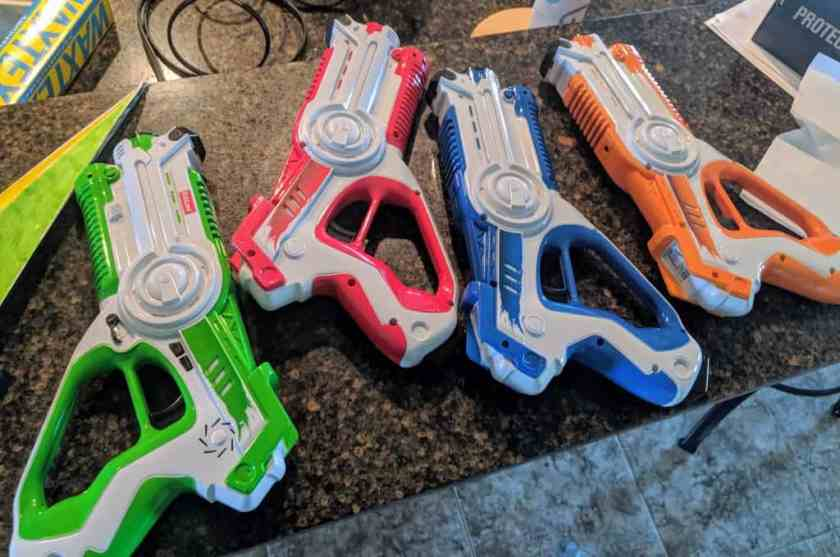 Laser Tag | Nerf War | Birthday Party #budgetbirthday