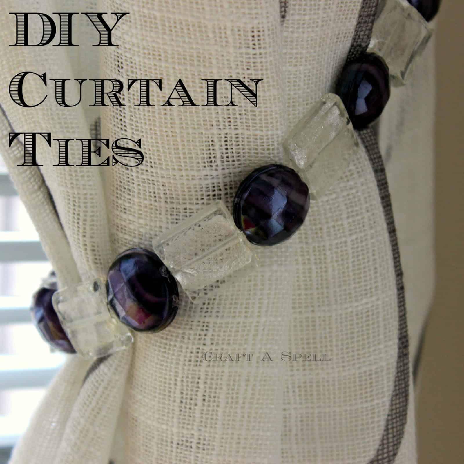 guest post dianna s diy curtain ties