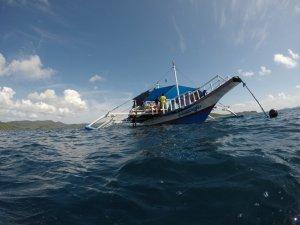 Tao Philippines boat
