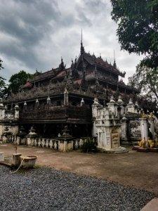 Shwenandaw Kyaung Monastery