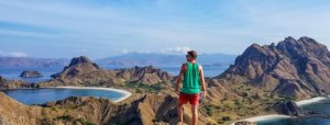 Padar Island, Komodo National Park Indonesia