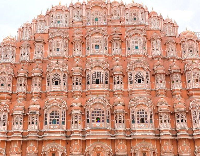 Wind Palace/Hawa Mahal Jaipur India