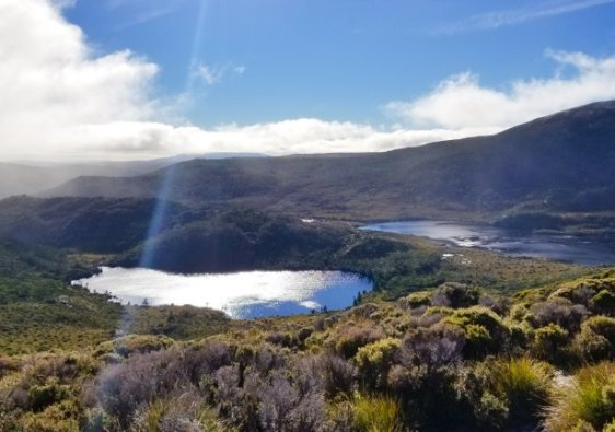Lake Lilla Cradle Mountain National Park