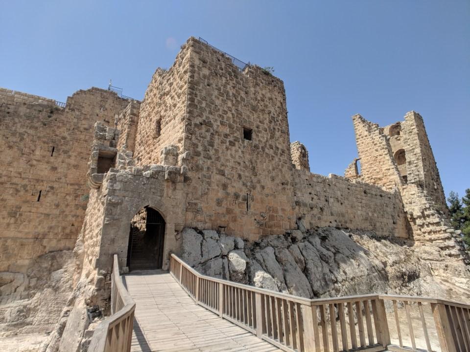 Ajloun Castle is one of Jordan's best ancient ruins