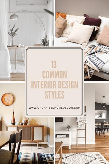 Common Design Styles50%