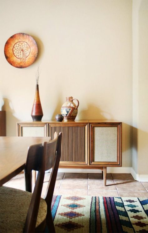 southwestern interior design style