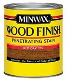 Minwax wood finish