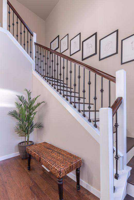 Entry Way Focal Point