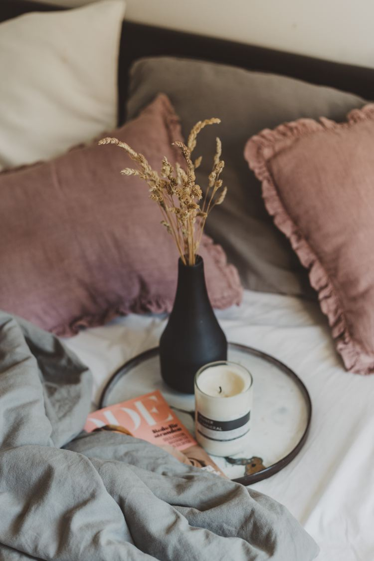 Blush Pink Pillows