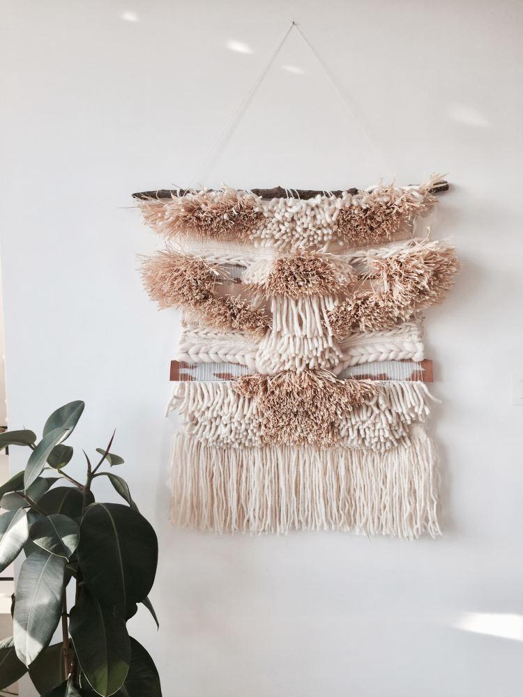 woven wall art