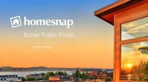 homesnap and broker public portal