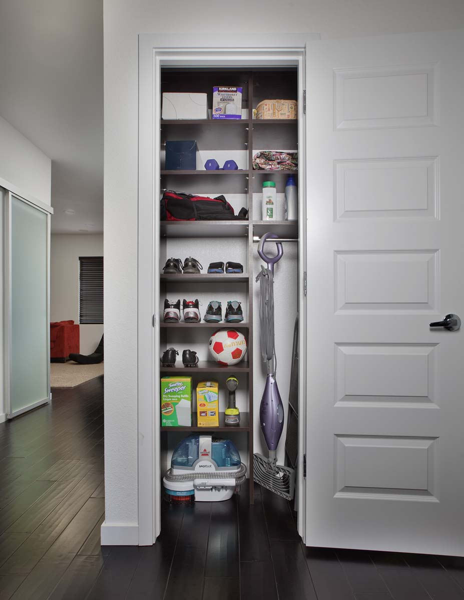 Utility Room Storage Closet Cabinets Organizers Direct