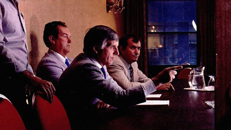 Movie Review: Final Offer (1985)