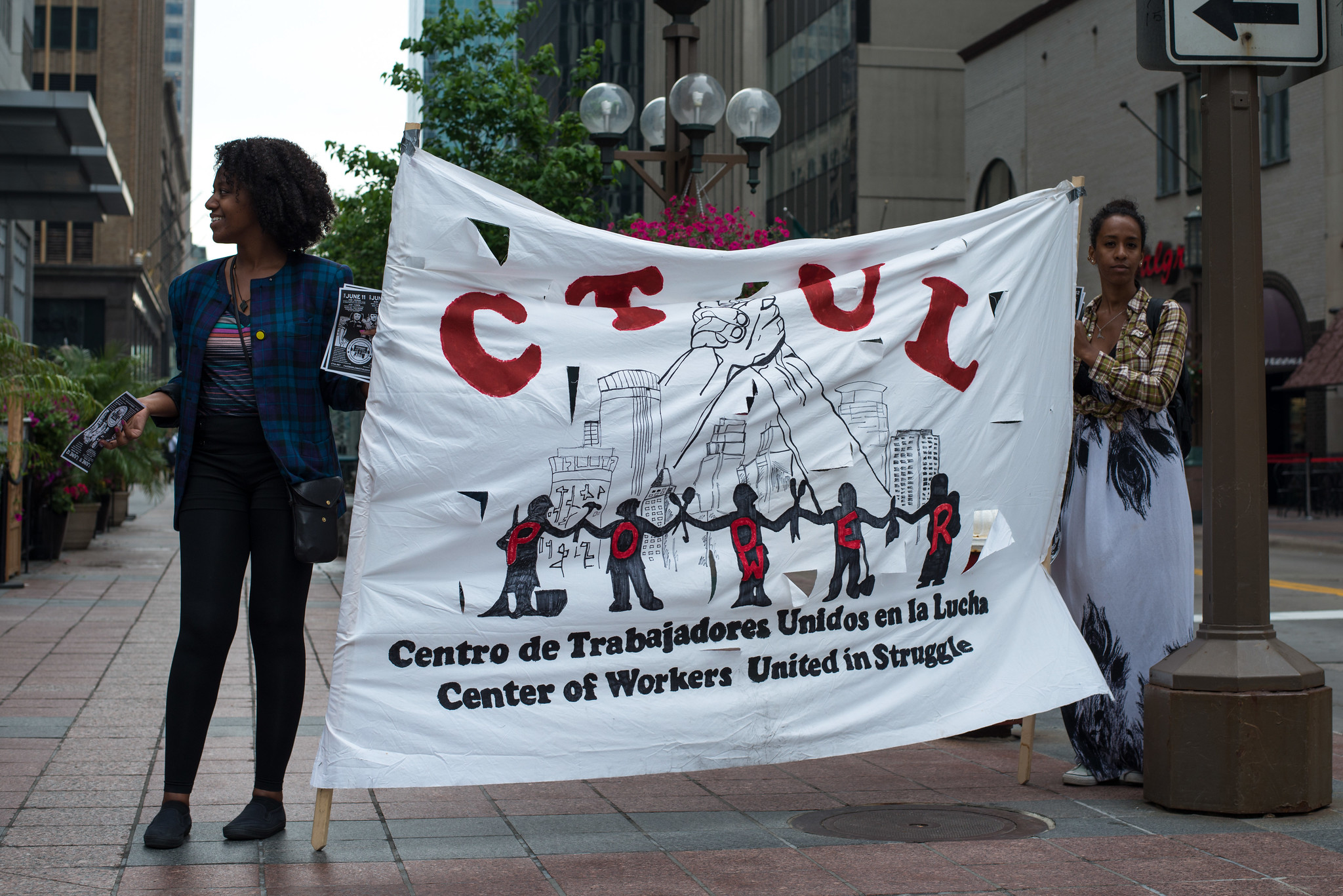 Are worker centers unions?