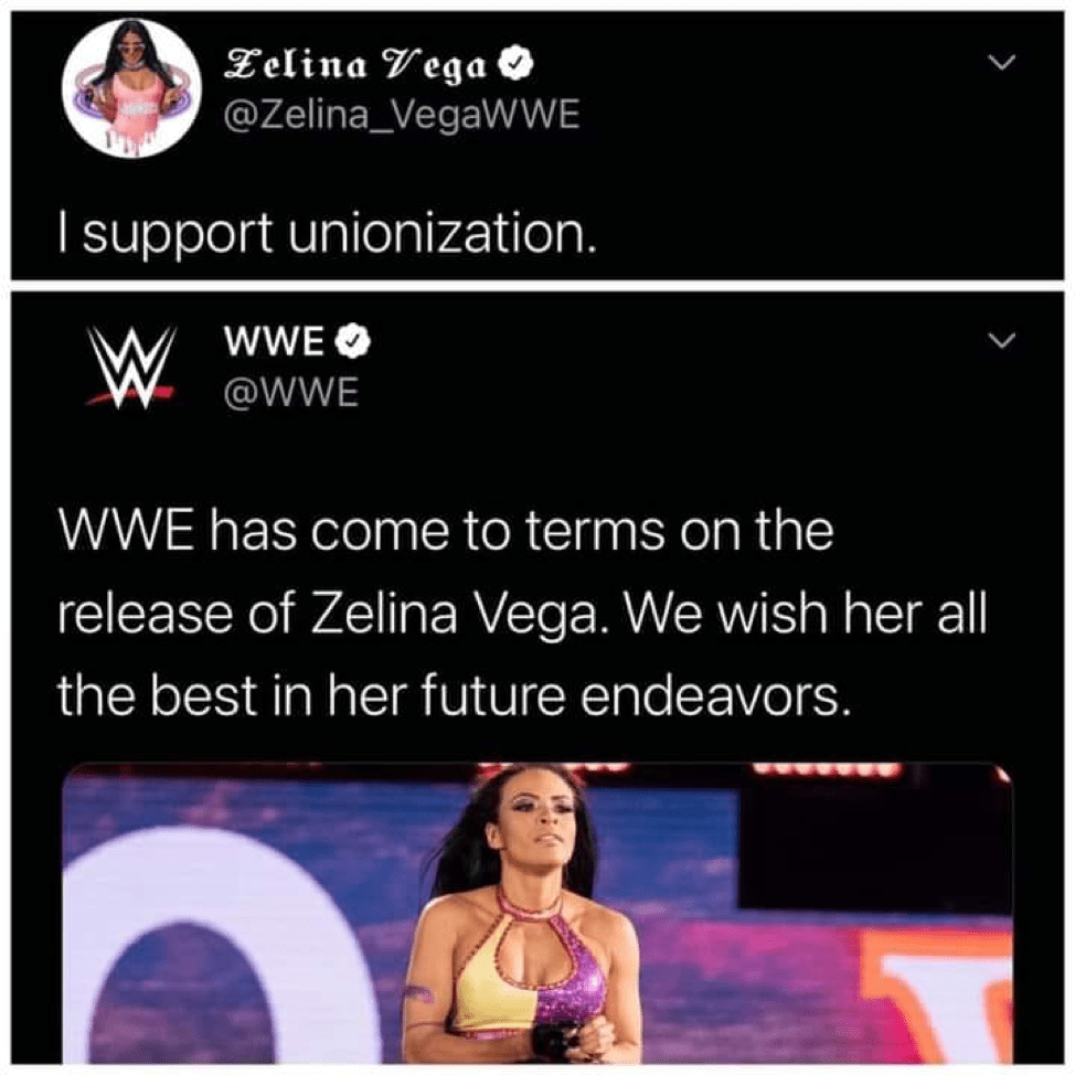 Wrestlers have always wanted a union. Why don't they have one?
