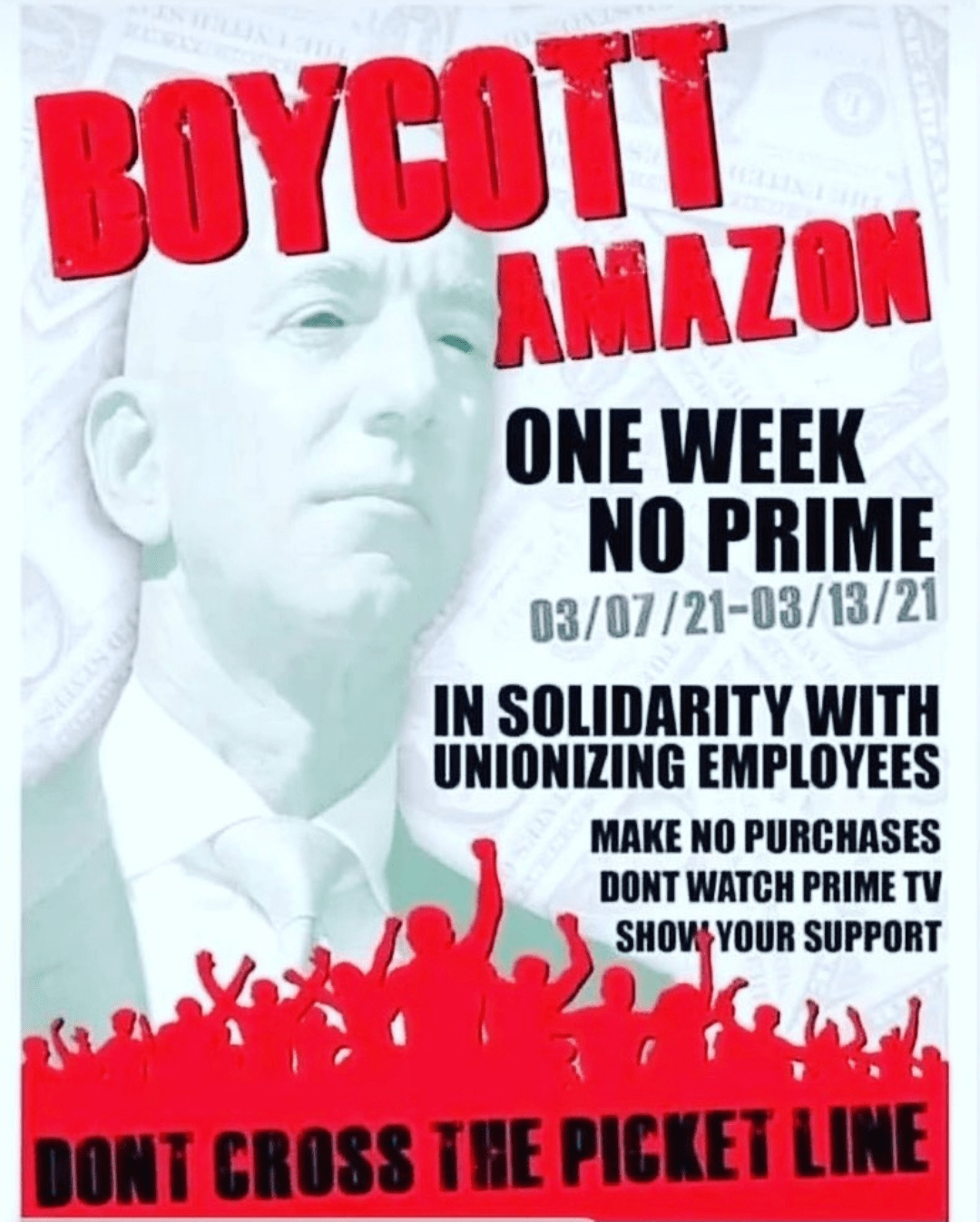 The spectacle of boycotts