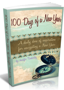 100 Days of a New Year eBook