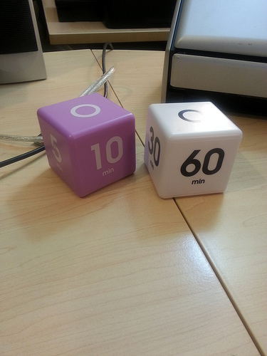 My Secret Productivity Weapon: Datexx Simple Timer Cube