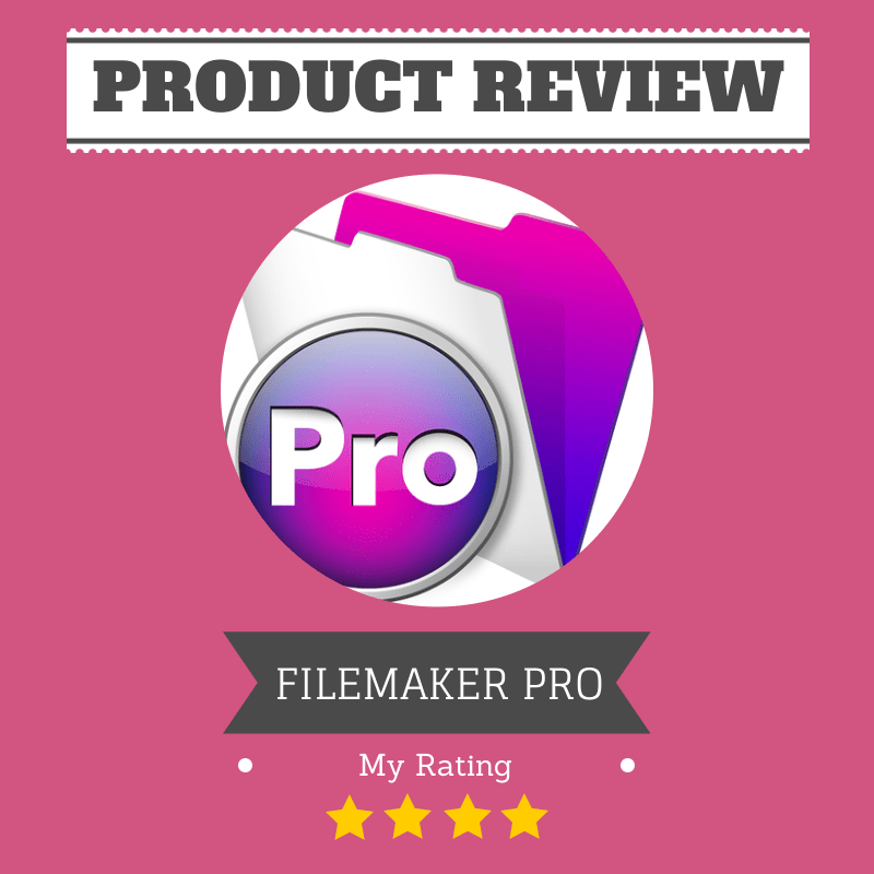 Review: FileMaker Pro