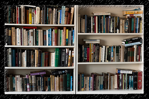 How To: Organize Your Bookcase