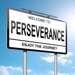 Perseverance Concept