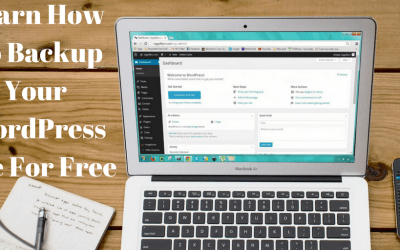 How to Backup Your WordPress Website…for FREE