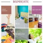 Basement/Attic