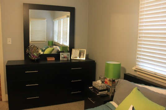 Organizing For Every Room!- organized bedroom dresser