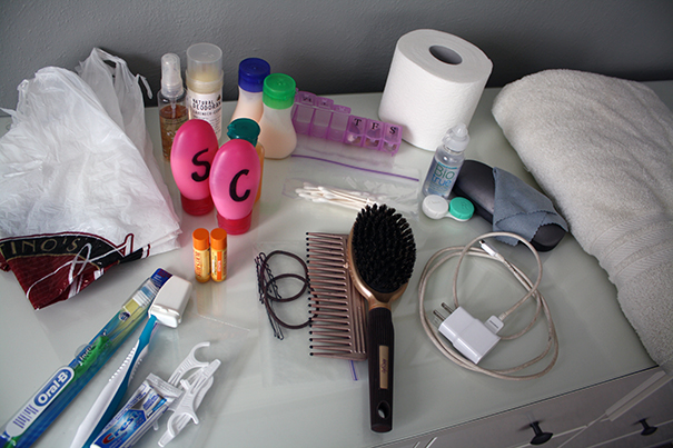 Personal Items to Pack for Hospital Delivery