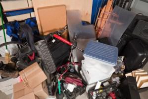 Storage Pile