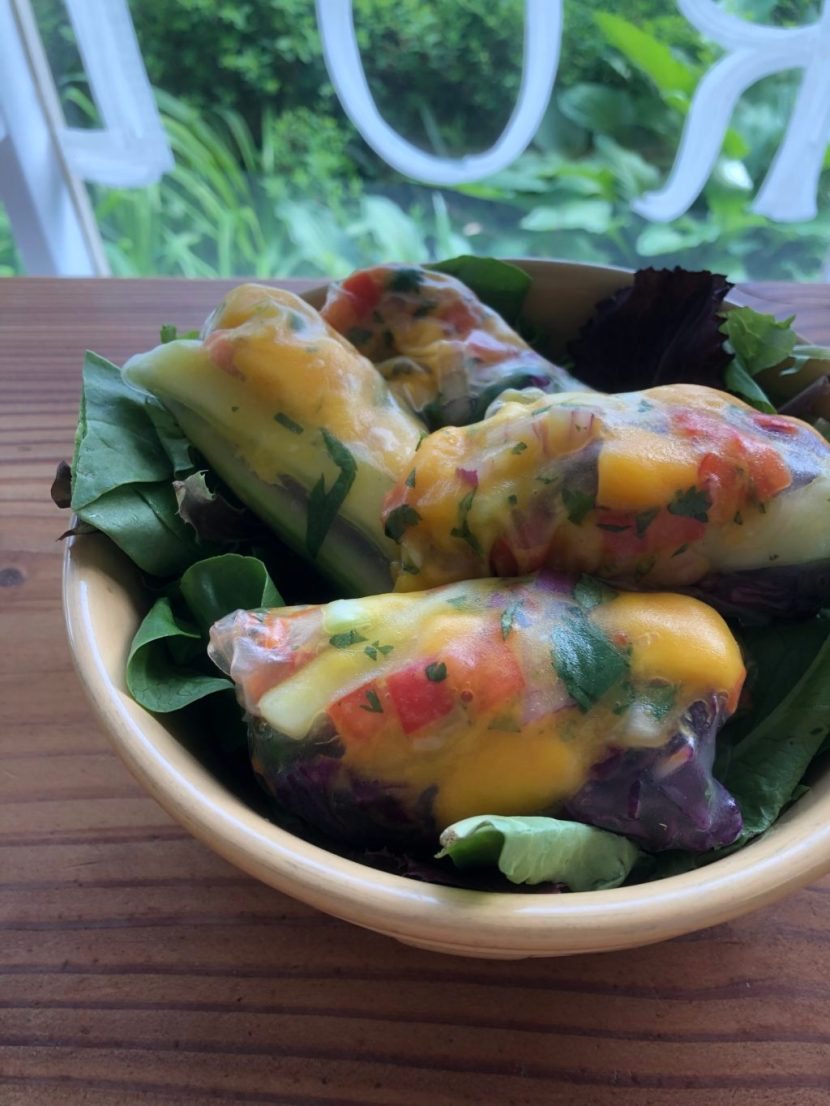 summer roll recipe post