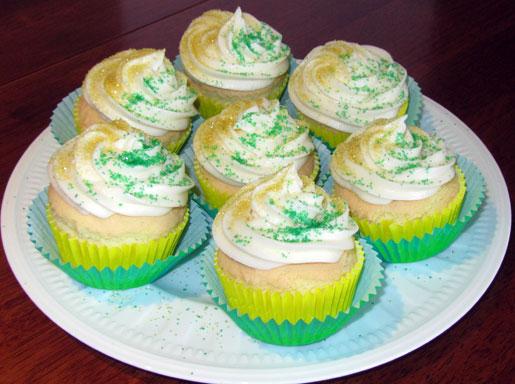 Australia Day gluten free cupcakes