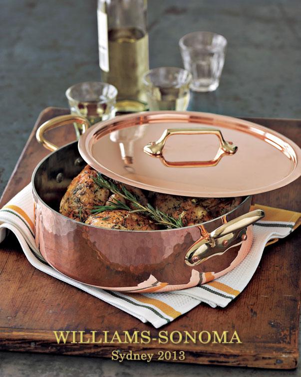Williams-Sonoma Opening in Sydney 2013