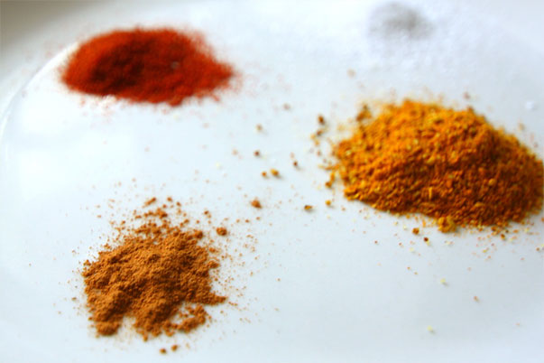 spices for Moroccan Couscous