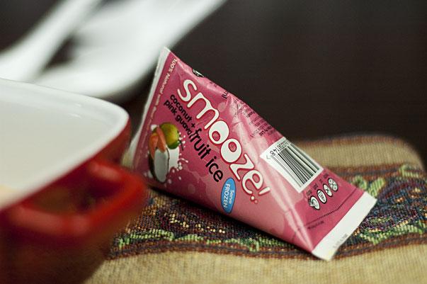 Smooze Fruit Ice