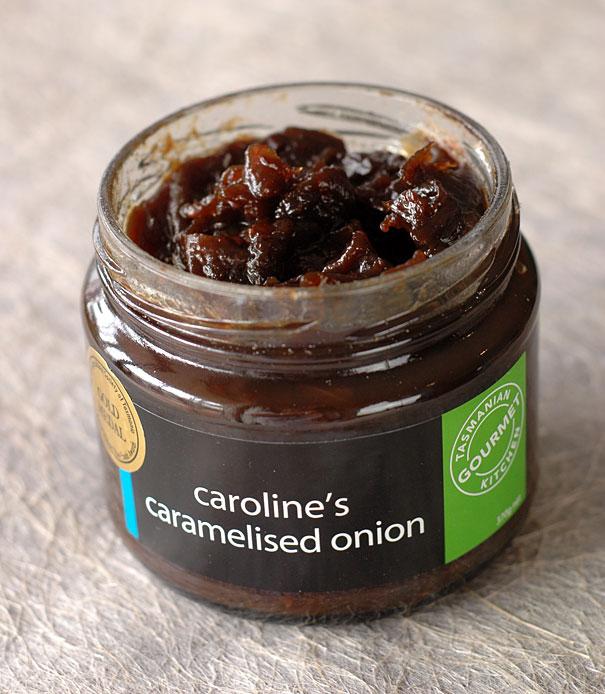 Caroline's Caramelised Onions