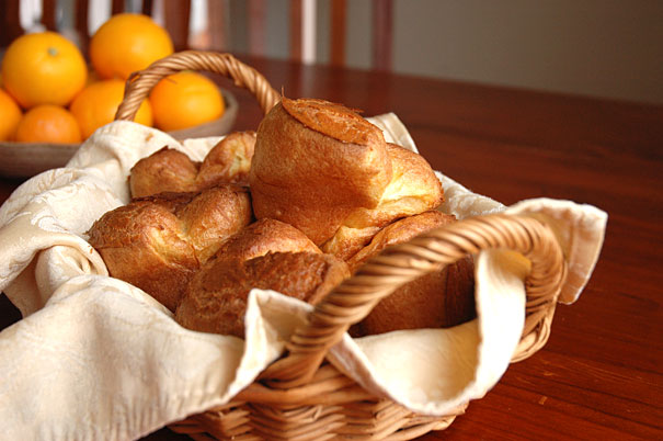 Popovers - Recipes from Maine