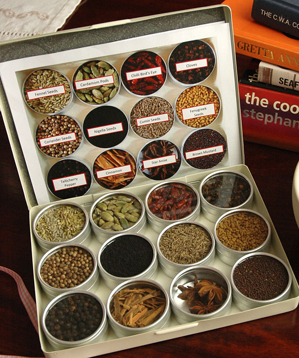 Curry Spice Blend Gift Box