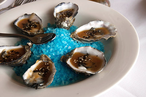 coffin bay oysters