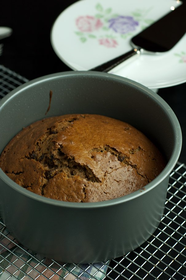 Date Loaf Cake #recipe