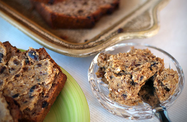 Buttery Pecan and Date Spread