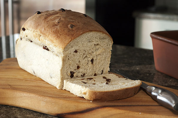 Thermomix Sultana Bread