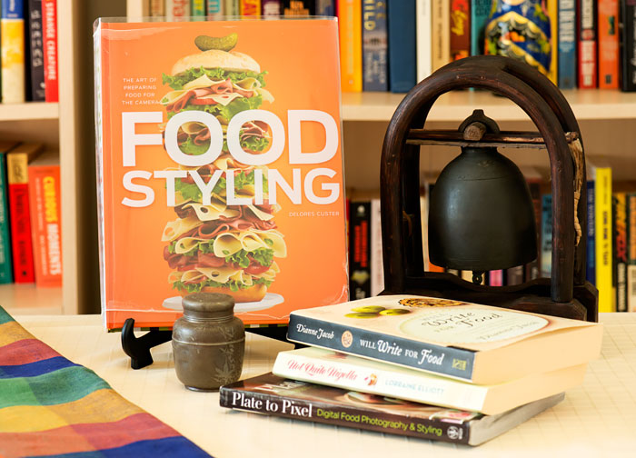 Food Styling by Delores Custer