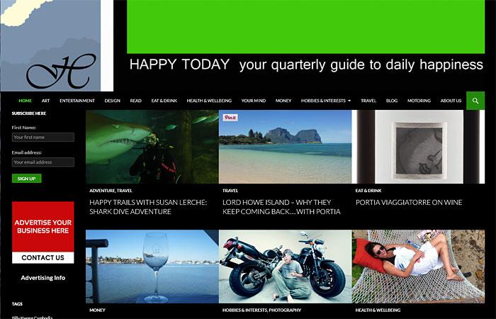 Happy Today Magazine
