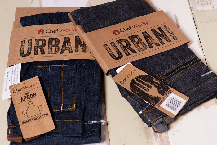 Chef Works Denim Aprons