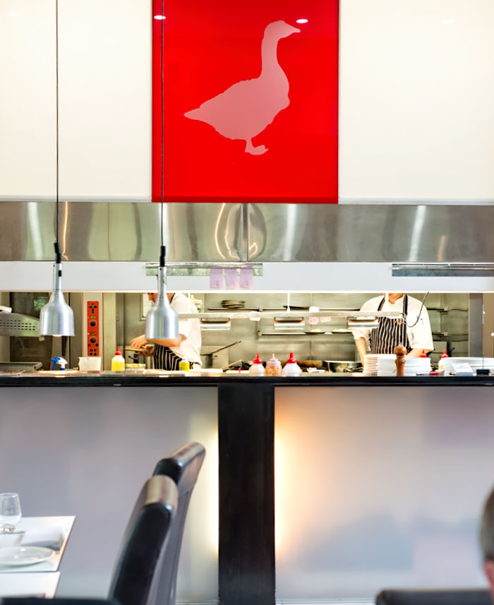 The Loose Goose Kitchen
